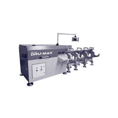 DRU-MAX straightener for wire straightening